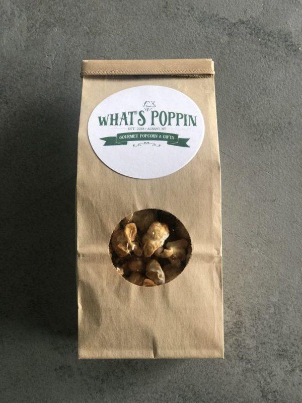 What's Poppin Small Bag of Popcorn Albany NY Popcorn