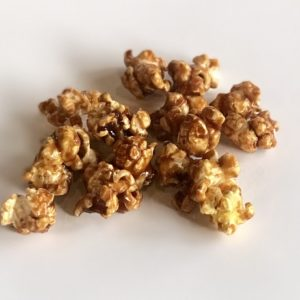 gourmet popcorn flavor whats poppin albany new york Caramel