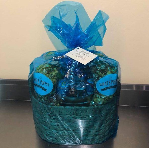 whats poppin popcorn custom gift baskets