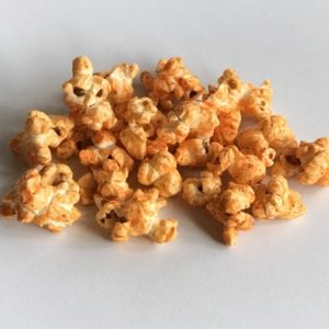 whats poppin upstate new york popcorn flavor Cheddar Hot
