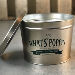 whats poppin gourmet exclusive tin
